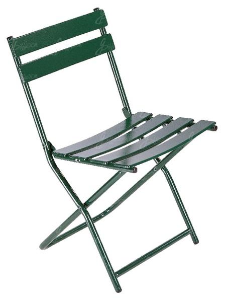 Chaise Pliante Fer Square