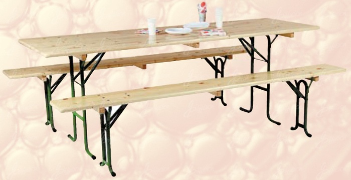 Tables Et Bancs Brasserie Table Et Bancs Festivités